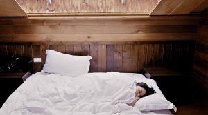 come dormire bene: camera confortevole