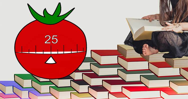 concentrarsi con la tecnica del pomodoro