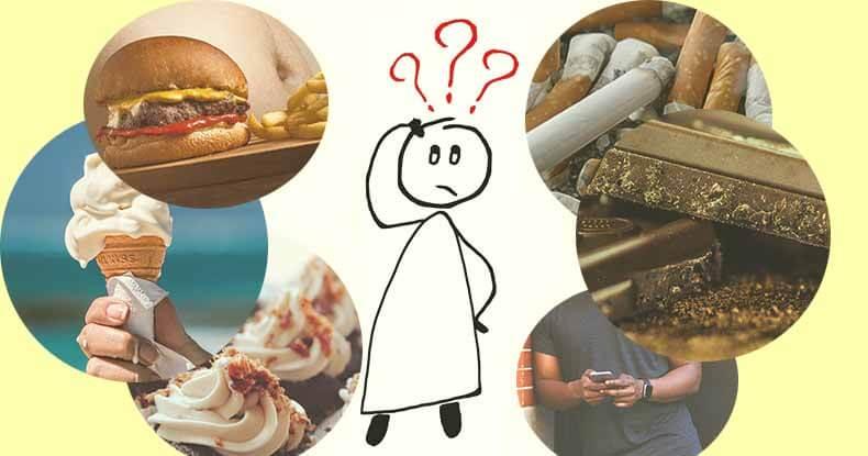 Come liberarsi dalle cattive abitudini in 4 passi
