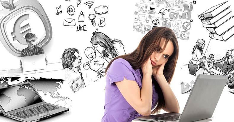 Benefici del mondo digitale: attenzione, non sono gratis
