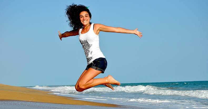 Allenarsi a essere felici (è sempre possibile)