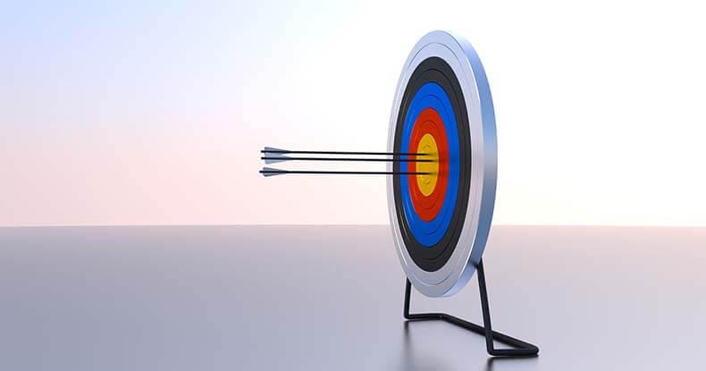 La giusta mentalità per raggiungere un obiettivo con successo