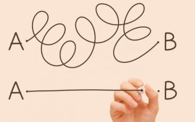 Semplificare la tua vita e ottenere più soddisfazione e risultati