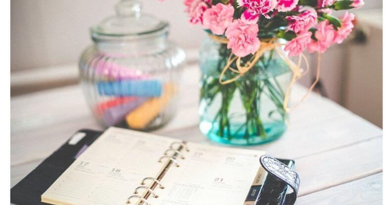 Organizzare la tua vita in modo da sostenere i tuoi obiettivi [6 strategie]